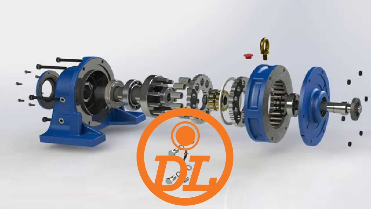 The characteristics of gear reducer