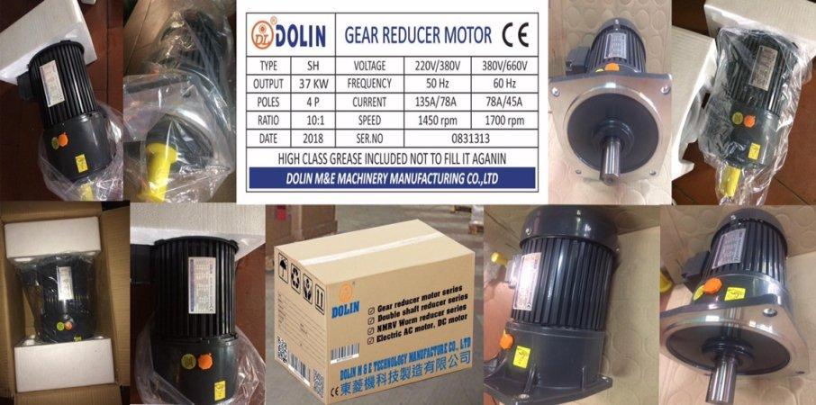 Dolin three phase motor