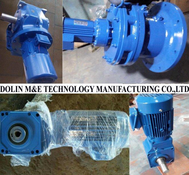 Electric motor dolin